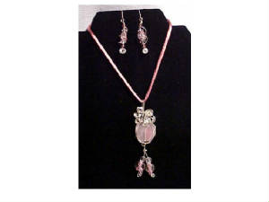 Pink Ribbon Jewelry